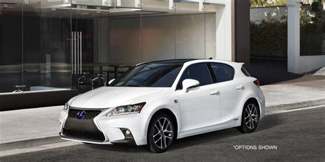 lexus luxury car a profile in modern luxury design lexus ct hybrid askmen