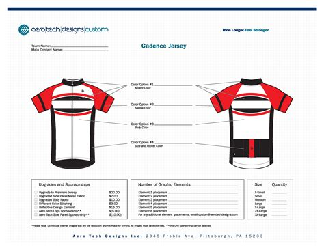 Custom Cycling Jersey Template by Quality Semi Custom Cycling Clothing Kits Made In The Usa