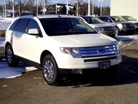 ford edge problems  manuals  repair information