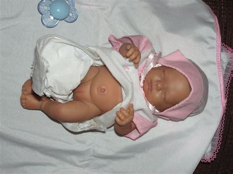 Reborn Doll Berenguer La Baby Retired Doll Tiny By