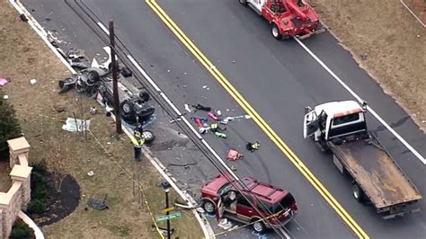 fatal collision  investigation  maryland police