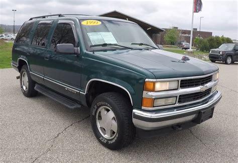 1998 Chevrolet Tahoe by 1998 Chevrolet Tahoe Ls 4x4 P10191m