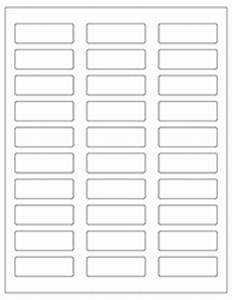 Label templates for word meyers direct for Avery 8987 template