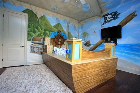 d oration chambre pirate décoration de chambre enfant 25 plafonds inoubliables
