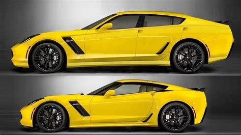 Four Door Corvette by With Four Doors And A Hatch Is It Still A Corvette