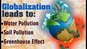 Facts About Globalization And Its Alarming Impact On The