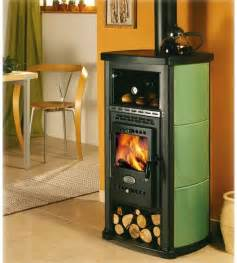 Small Wood Stove Oven