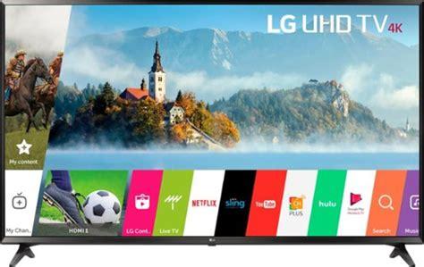 "LG 43"" Class LED UJ6300 Series 2160p Smart 4K"