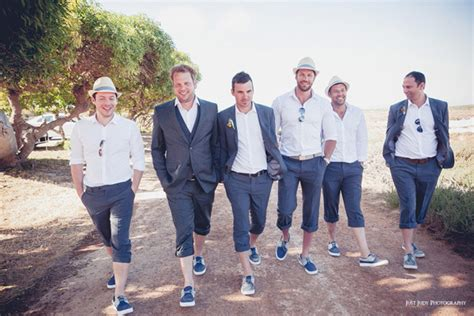 20 Beach Wedding Looks for Grooms & Groomsmen   SouthBound Bride