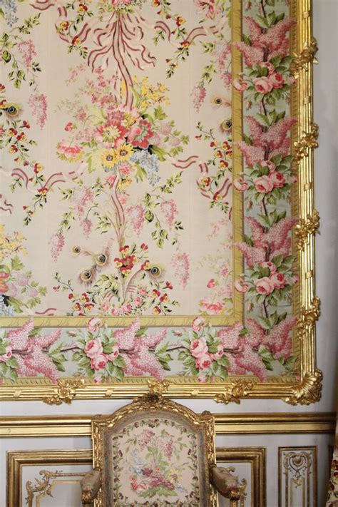 marie antoinettes bedchamber french country house