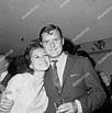 Actor Orson Bean his fiancee Carolyn Maxwell Editorial ...