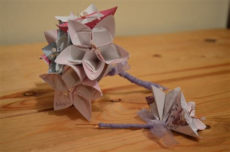 how to make posies how to make bouquets posies and buttonholes from paper flowers hubpages