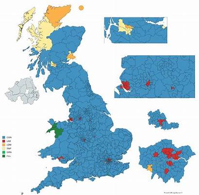 Election General Seats Labour Tories Maps Would