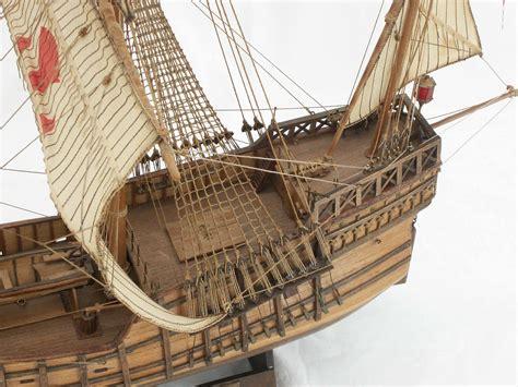 Photos ship model Santa Maria