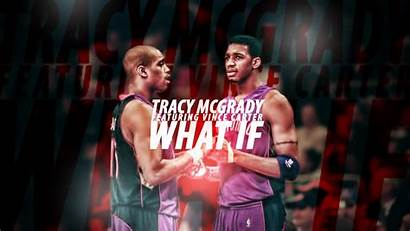 Carter Vince Mcgrady Tracy Raptors Toronto Wallpapers