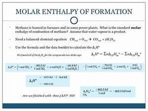 Molare Enthalpie Berechnen : chemistry enthalpy power point ~ Themetempest.com Abrechnung