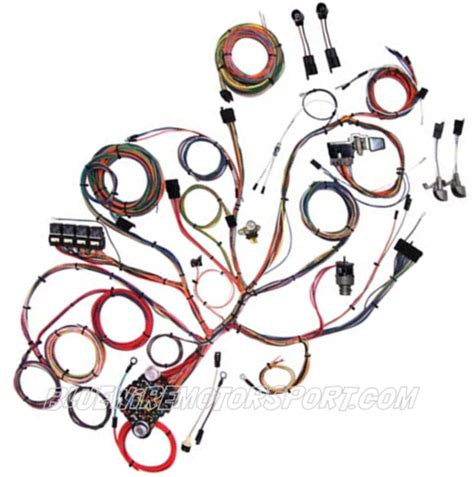 68 Mustang Wire Harnes by Bluewire Automotive Ford Mustang 1967 68 Complete