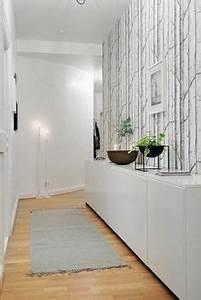 Papier Peint Pour Couloir : 144 meilleures images du tableau papier peint couloir en ~ Melissatoandfro.com Idées de Décoration