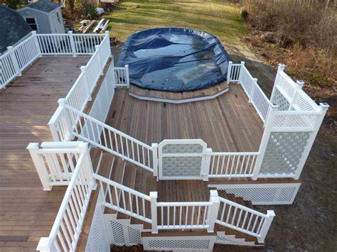 Best Paint For Wood Deck Around Pool