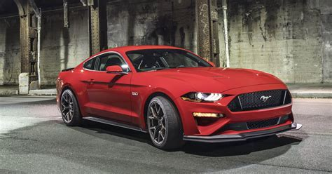 New Ford Mustang 2018 by 2018 Ford Mustang Secret Project Takes Grip Handling To