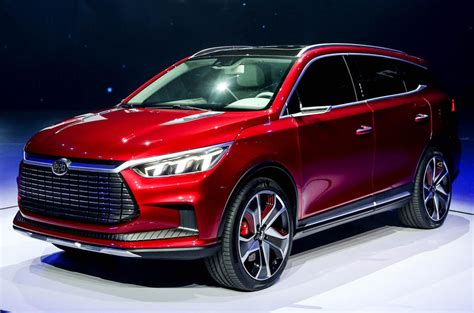 Byd Dynasty Electric Prototype Revealed In Shanghai Autocar