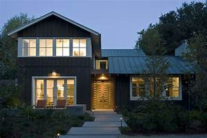 batten board siding Exterior Traditional with board and