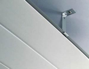 Fixation Lambris Pvc : fixation pour lambris pvc plafond ~ Premium-room.com Idées de Décoration