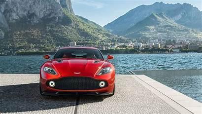 Aston Martin Vanquish Zagato Wallpapers