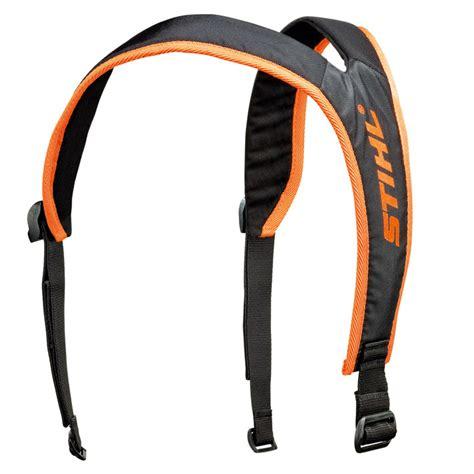 stihl harness for battery belt garden machinery direct co uk