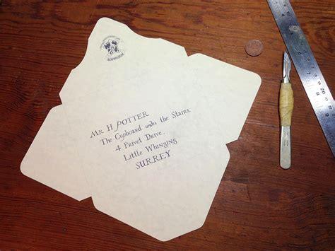 harry potter envelope template 10 digits the hogwarts acceptance letter