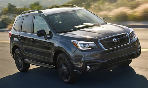 subaru forester red 2018 2018 subaru forester price release date engine specs