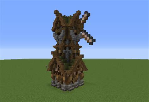 windmill graywatch blueprints  minecraft houses castles towers   grabcraft