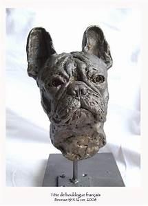 Statue Bouledogue Français : 65 best images about my personal work sculpture on pinterest animaux pays de la loire and ~ Teatrodelosmanantiales.com Idées de Décoration