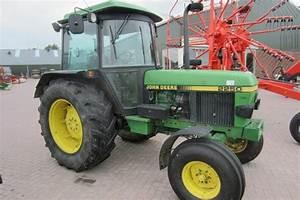 John Deere 2250 Tractor Service Manual Download
