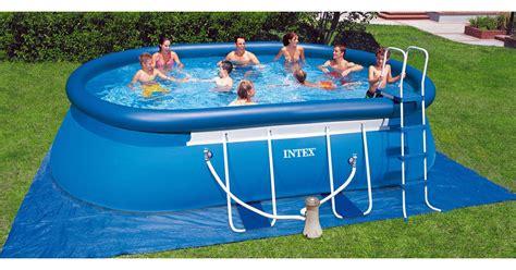 Ersatzteile Intex Pool by Frame Pool Oval 549 X 305 X 107 Cm Allespool Deutschland