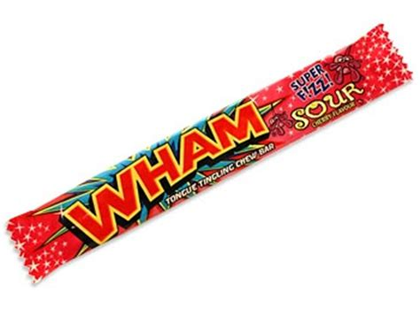 wham ingredients wham sour cherry chewy bar sweets from the uks original