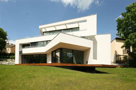 Moderne Häuser Im Hang by Architektenhaus Wien Am Hang Villas Home And Design Homes