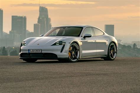 Porsche does virtually nothing like others across the industry. 2020 Porsche Taycan Prices, Reviews, and Pictures | Edmunds