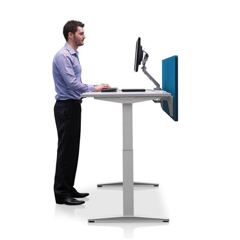 sit stand office desk herman miller ratio sit stand desk office furniture scene