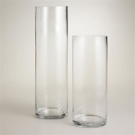 Vases In Bulk by Decors Cylinder Vases For Home Decorations