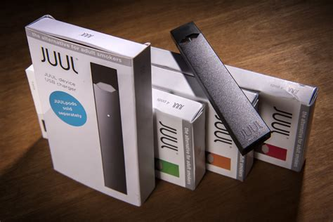 Juul Nicotine Levels Caused Industry-wide E-cig Changes