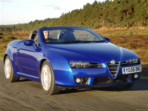 2006 Alfa Romeo Spider Photos, Informations, Articles