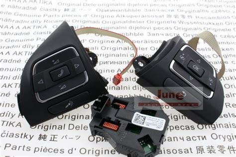 Multifunction Steering Wheel Button Switch Module