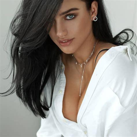 Pin By Sn X On Alina Kirchiu Brunette Beauty Beauty