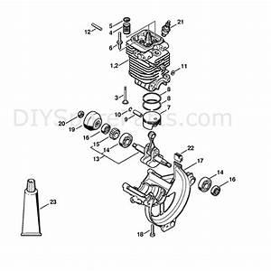 31 Stihl Fs 110 Parts Diagram