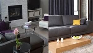 decoration salon gris tout pratique With couleur qui va avec le gris clair 0 couleur tendance pour chambre et salon tout pratique