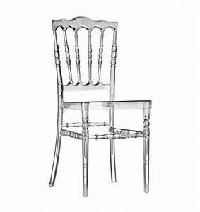 Chaise Transparente Fly : table rabattable cuisine paris chaise polycarbonate fly ~ Teatrodelosmanantiales.com Idées de Décoration