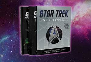 Review  New And Improved Star Trek Encyclopedia