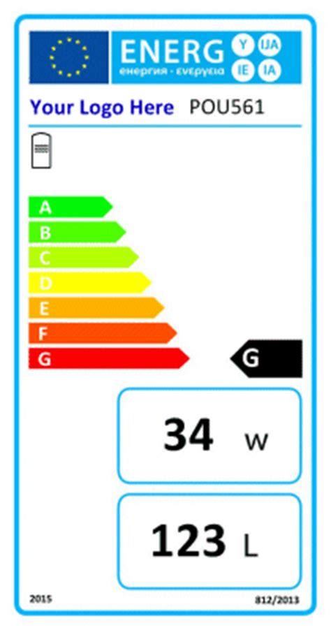 eu energy labels information  creation