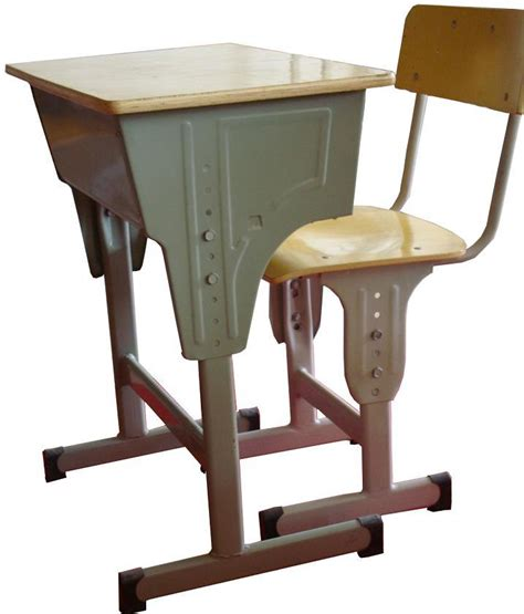 adjustable height school desk and chair kz 1 012